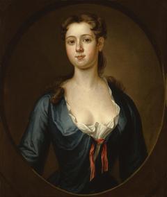 Portrait of Mary Pemberton