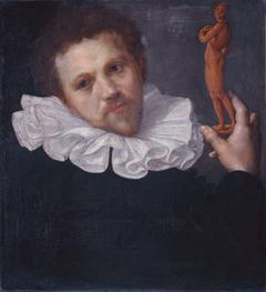Portrait of Paulus van Vianen (1550-1613)