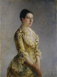 """""""Portrait of Princess Olga Volkonskaya (nee Kleinmichel)"""""""