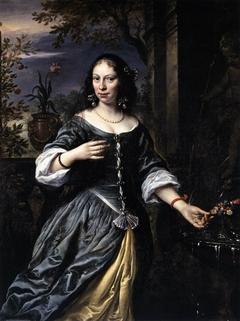 Portrait of Susanna van Baerle