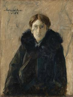 Portrait of the Actor B. K.