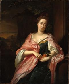 Portrait of the Artist's Wife, Margareta Rees