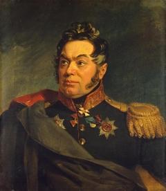 Portrait of Vasily D. Laptev (1758-1825)