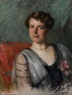 Portrait of Welmoet Wijnaendts Francken-Dyserinck
