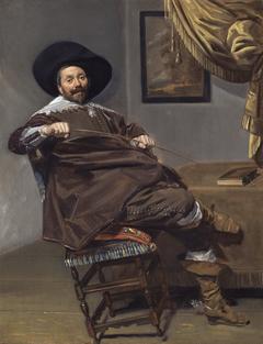 Portrait of Willem van Heythuysen