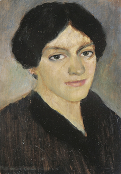 Porträt Elisabeth Macke