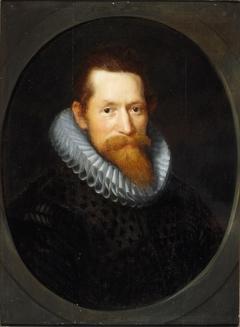 Portret van Aernout van Buchel (1565-1641)