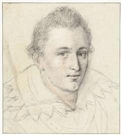 Portret van graaf Johan Lodewijk van Nassau-Hadamar