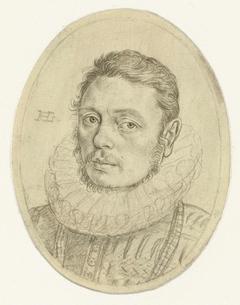 Portret van Pieter Dircksz. Hasselaer (?)
