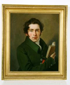 Portret van Salomon Pieter Scheltema