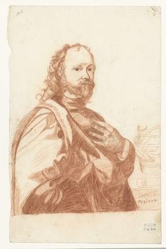 Portret van Sir Kenelm Digby
