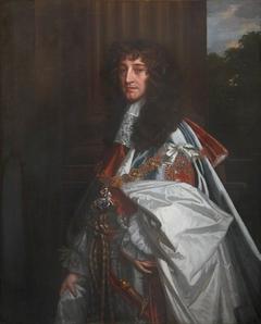 Prince Rupert of the Rhine (1616 - 1682)