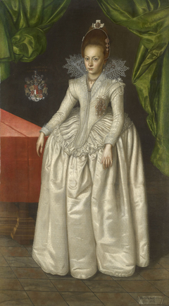Princess Dorothea of Brunswick-Wolfenbuttel (1596-1643)?, later Margravine of Brandenburg