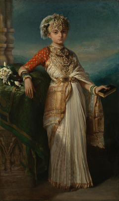 Princess Gouramma (1841-1864)