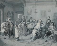 Purim (Feast of Esther) (Das Purim-Fest)