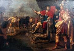 Quintus Sertorius and the horse tail