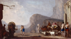 Reconciliation of Jacob with Esau