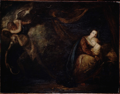Recovery from Sickness, an Allegory