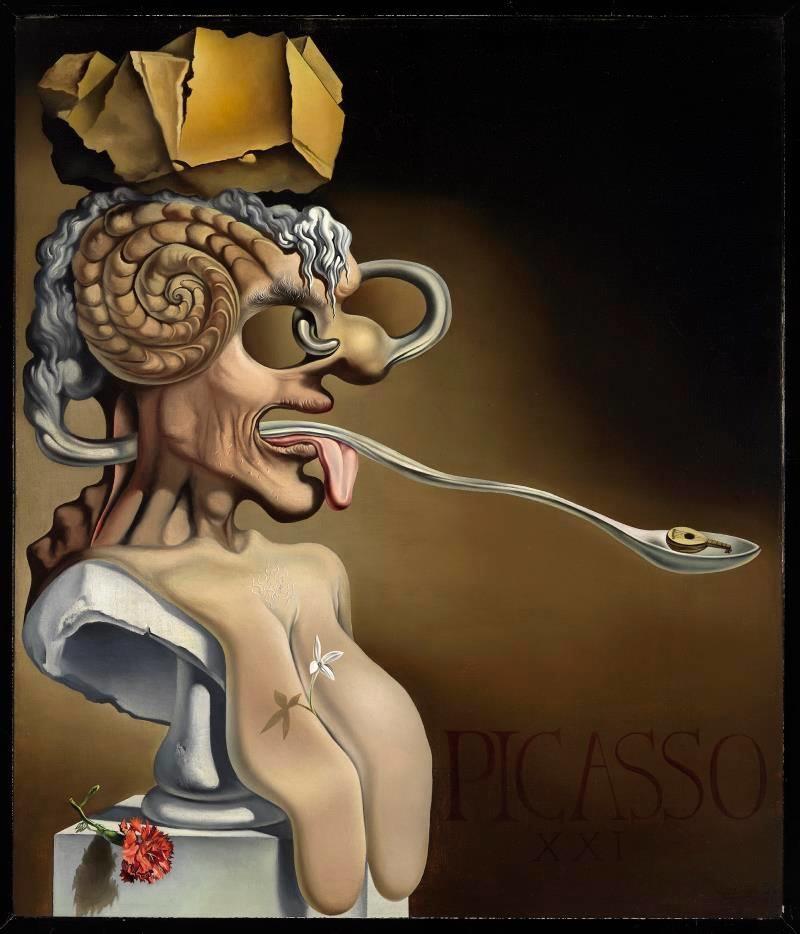 Retrat de Pablo Picasso al segle XXI