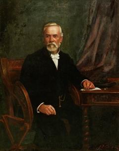 Reverend Thomas Rees (1825–1908)