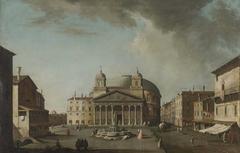 Rome, Piazza della Rotonda and Pantheon