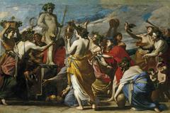 Sacrifice to Bacchus