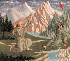 Saint Francis Receiving the Stigmata c. 1445/1450