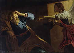 St. Pieter's release from prison by the angel