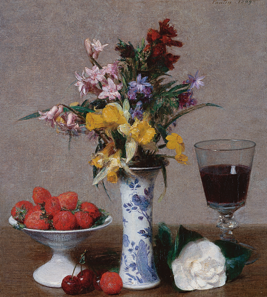 Still Life (The Engagement)