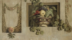 Still Life with Fruit and Flower Garlands