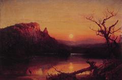 Sunset, Eagle Cliff