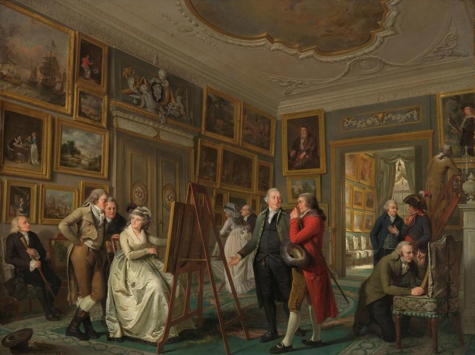 The Art Gallery of Jan Gildemeester Jansz