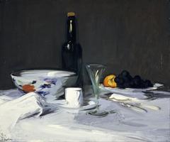 The Black Bottle