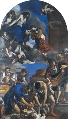 The Burial of Saint Petronilla