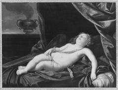 The Comte de Toulouse as a Child