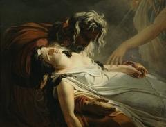 The Death of Malvina