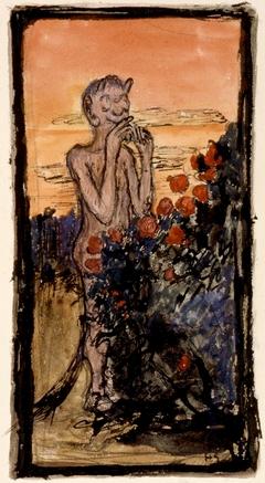 The Devil in the Rose Bush