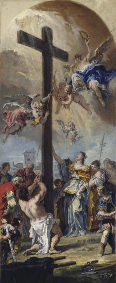 The Exaltation of the True Cross
