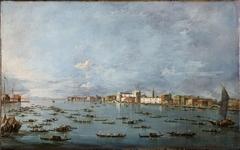 The Fondamenta della Zattere, Venice