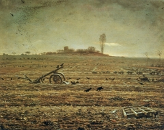 The Plain of Chailly with Harrow and Plough