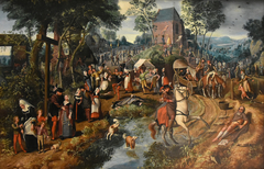 The Return from a Pilgrimage to Saint Anthony