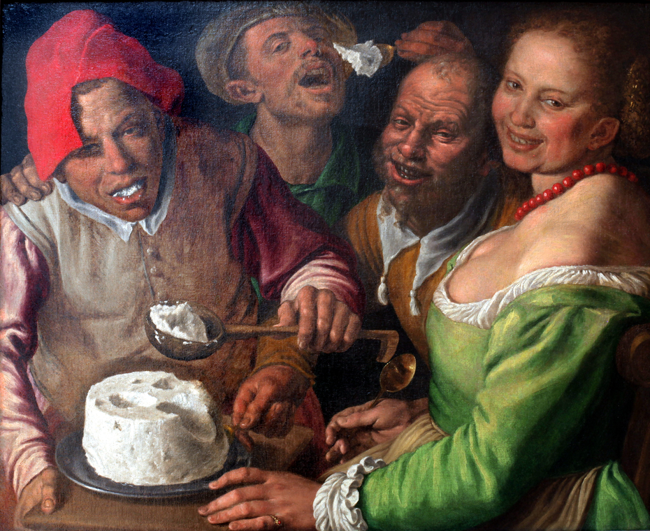 The Ricotta Eaters