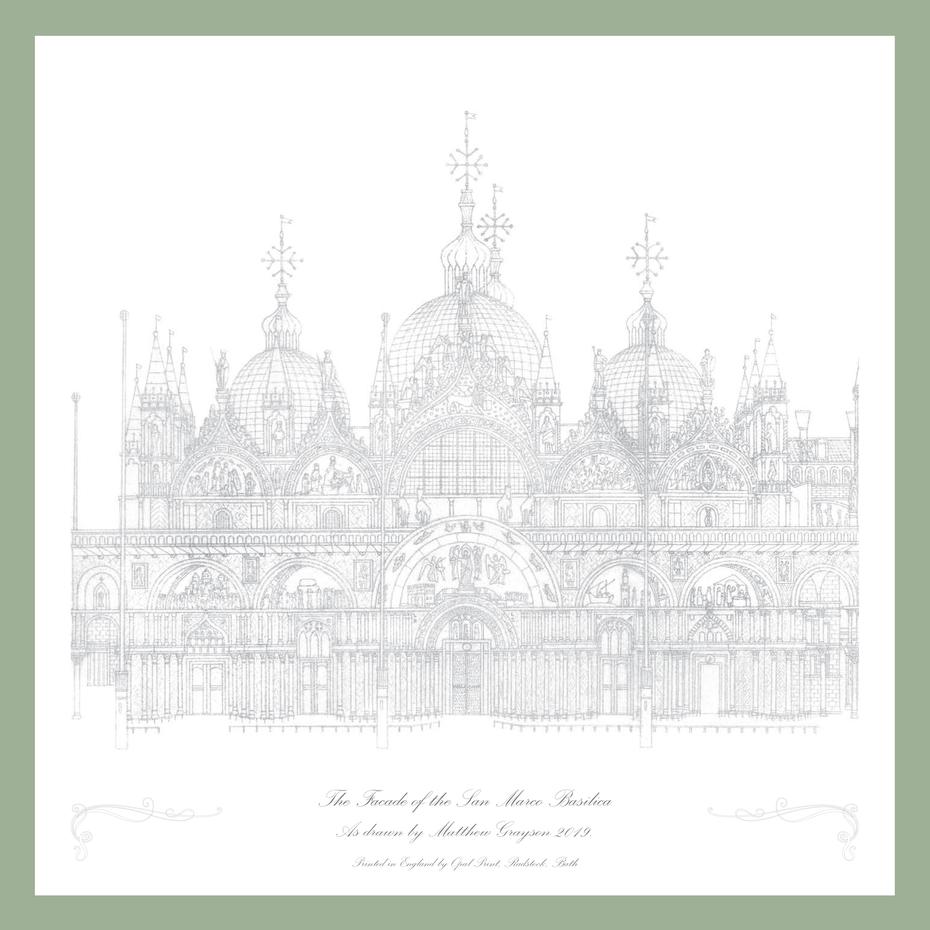 The San Marco Basilica