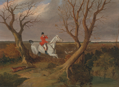 The Suffolk Hunt: Gone Away