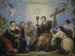 The Triumph of Faith over the Senses