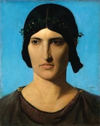 Head of an Italian Woman