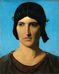 Head of an Italian Woman