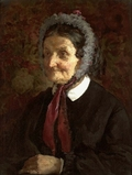 Portrait of Mrs Matlińska