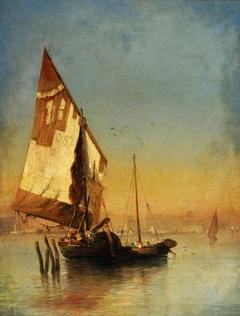 Venetian Barges