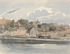 View of the Thames at Kingston